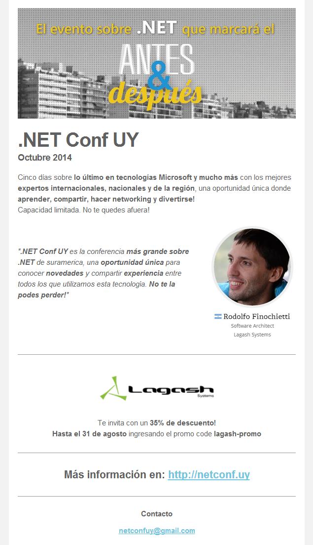 .NET Conf UY